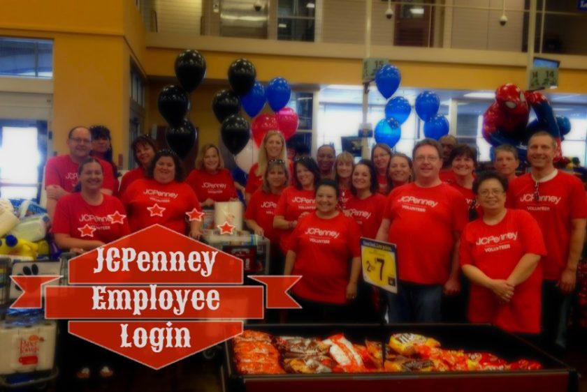 JCPenney Employee Benefits Login