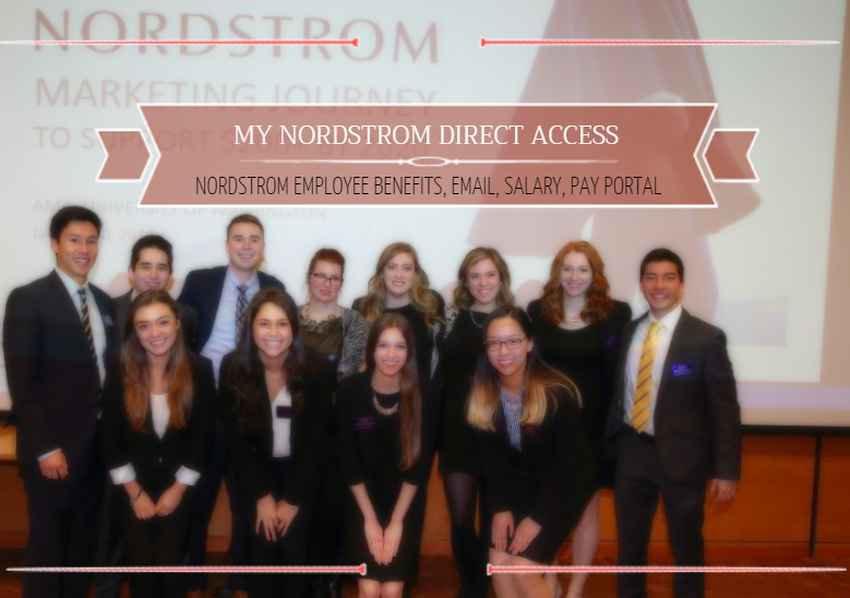 My Nordstrom Employee Direct Access Portal Login