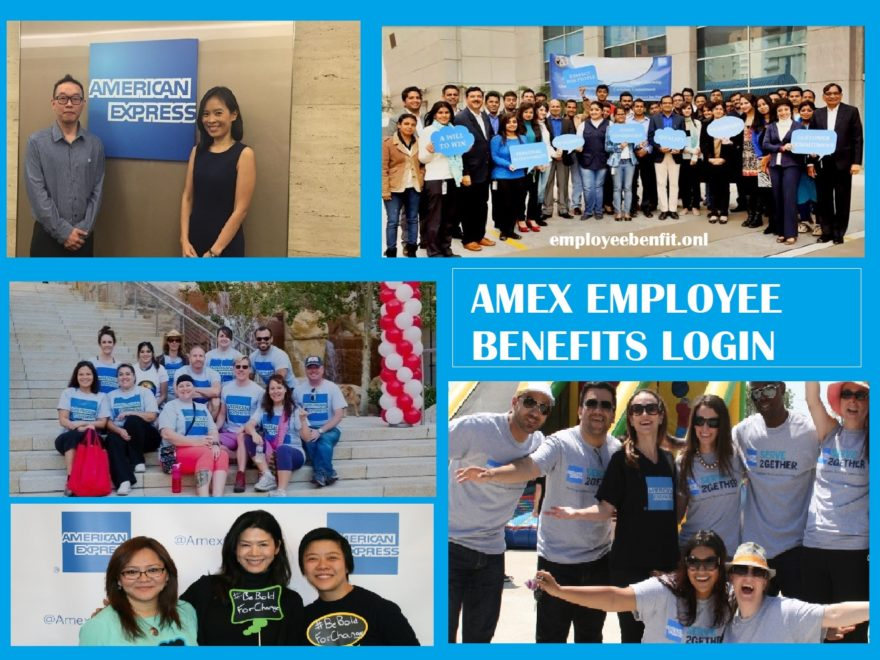 American Express Employee Benefits Login