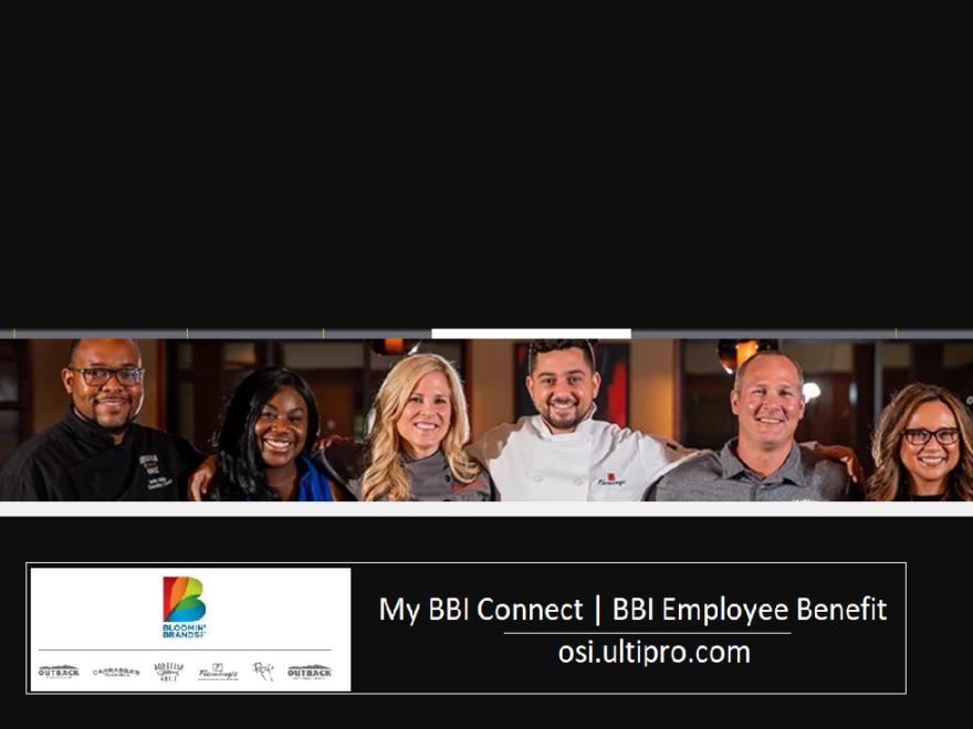 BBI Employee Benefits Login
