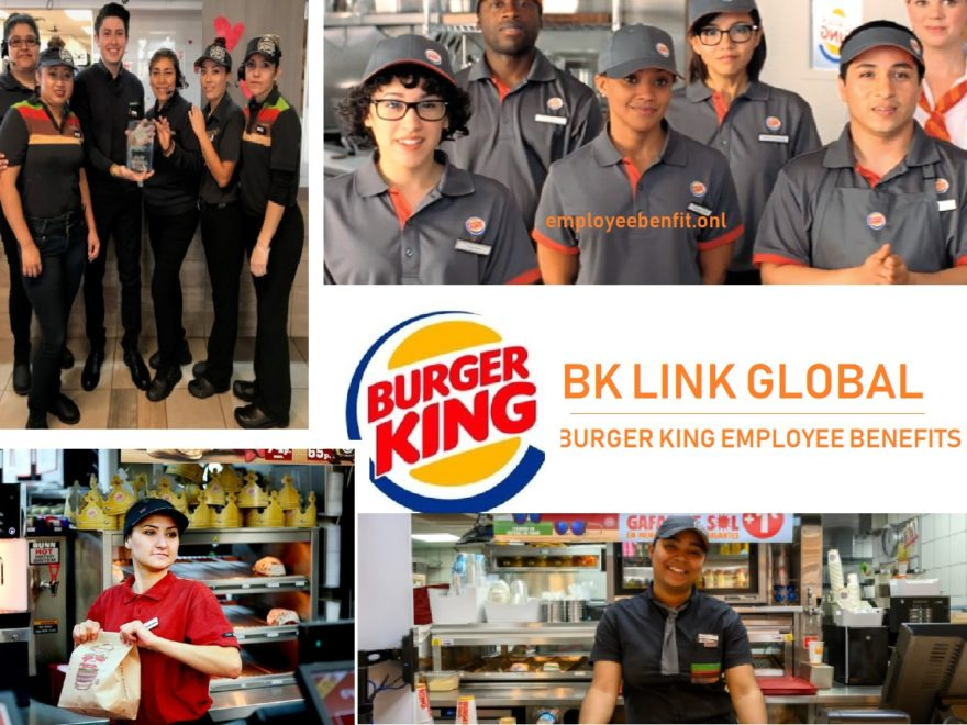 Burger King Employee Benefits Login