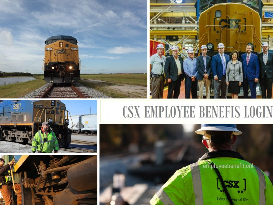 CSX Employee Benefits Login