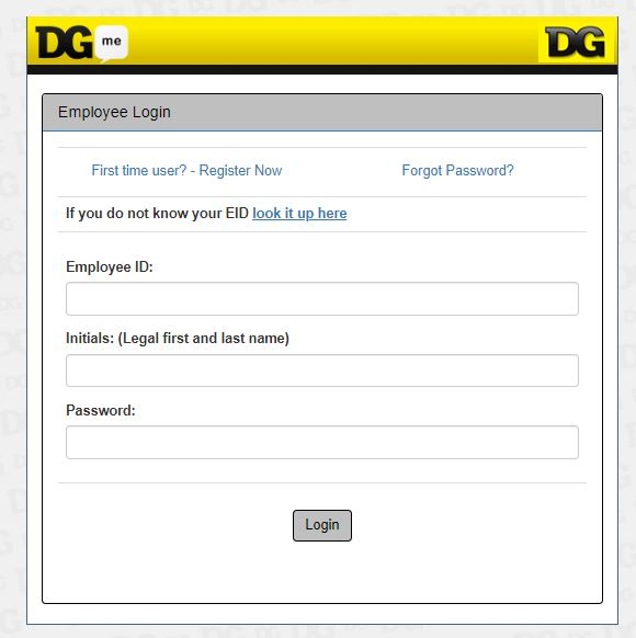 Dollar General Employee Login