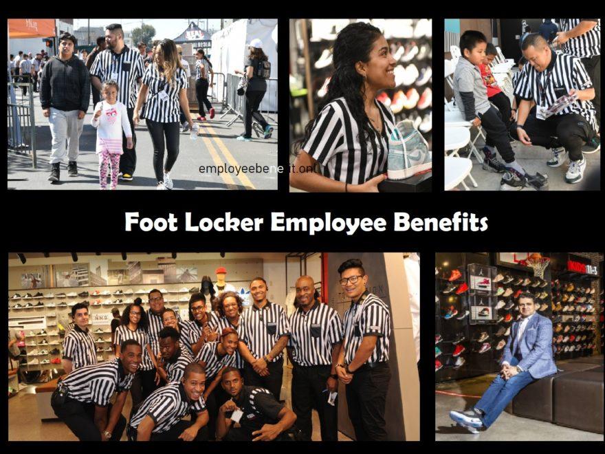 Foot Locker Employee Benefits Login