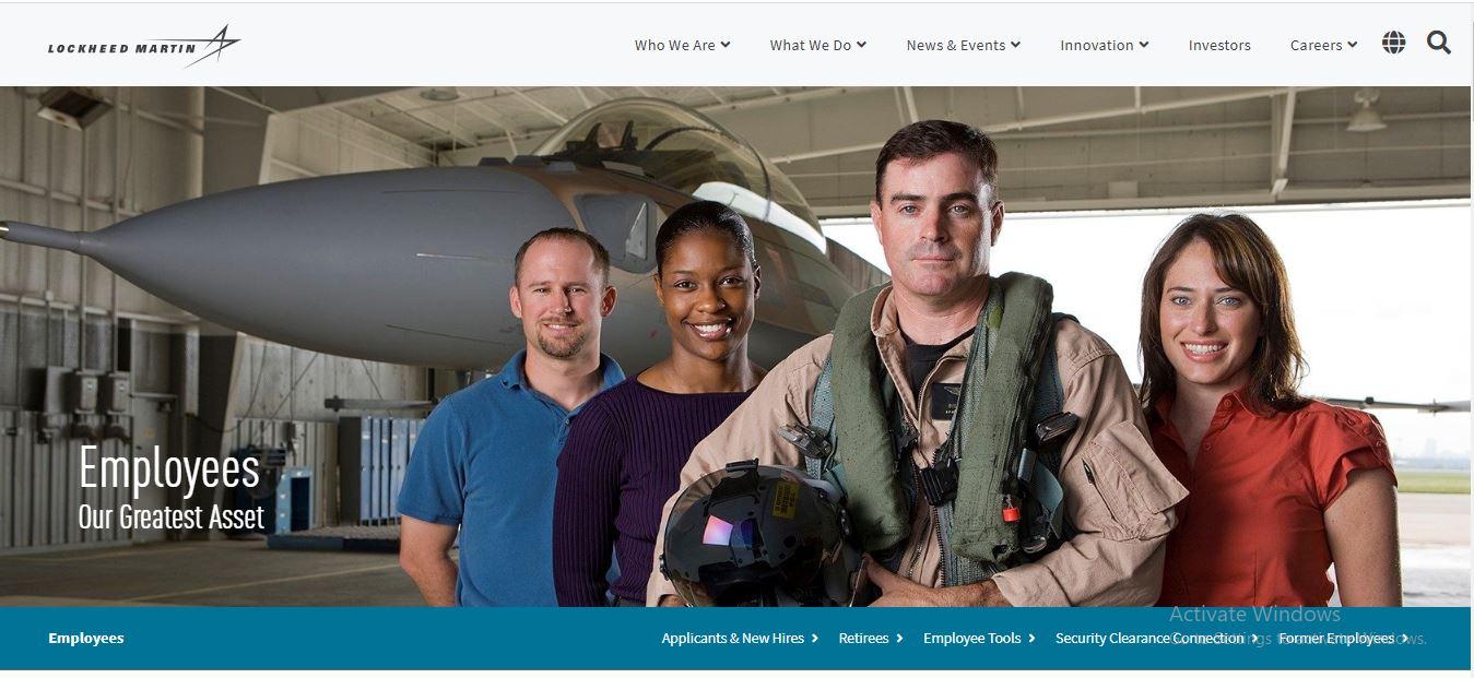 Lockheed Martin Employee Benefits