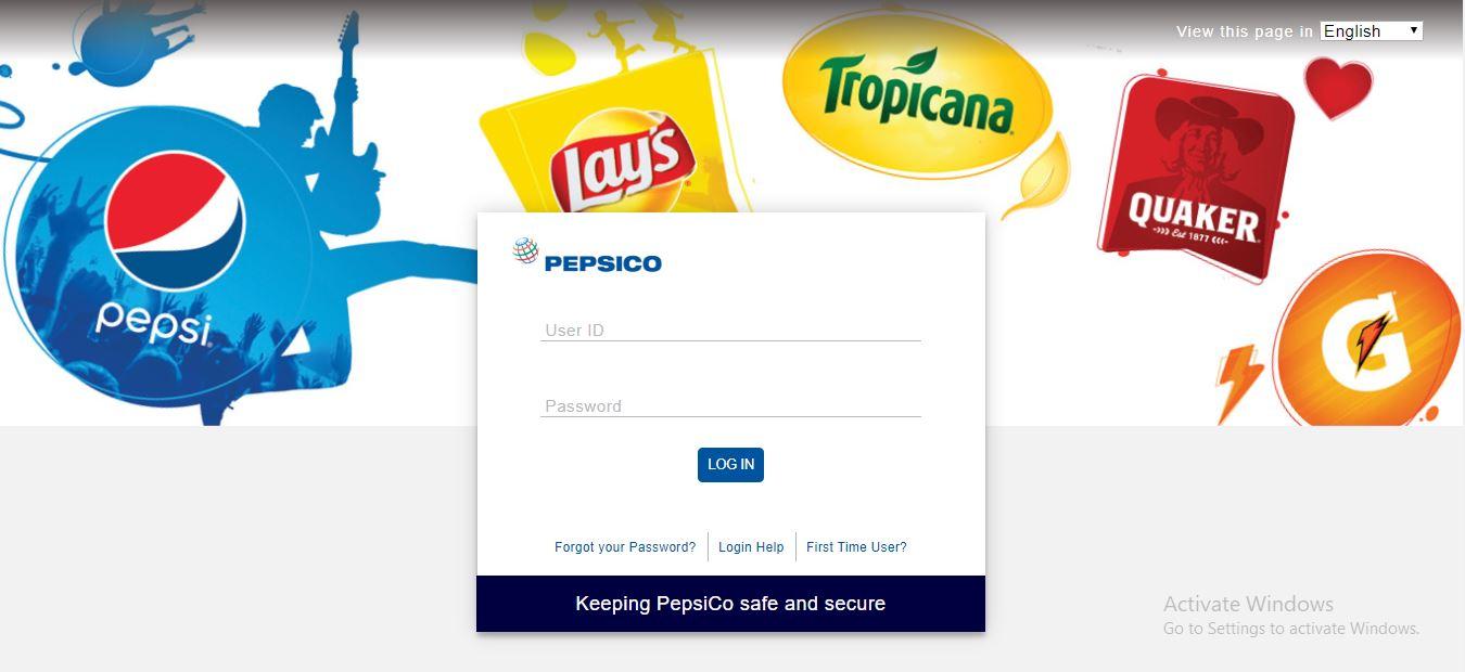 My Pepsico Employee Benefits Login