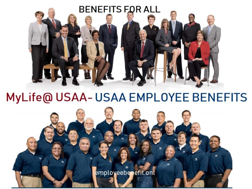 MyLife @ USAA Employee Benefits Login
