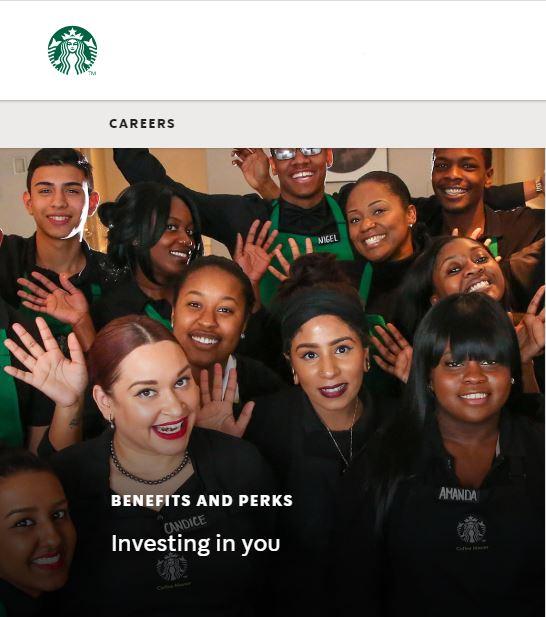 Starbucks Employee Benefits Login