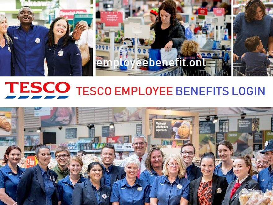 Tesco Employee Benefits Login