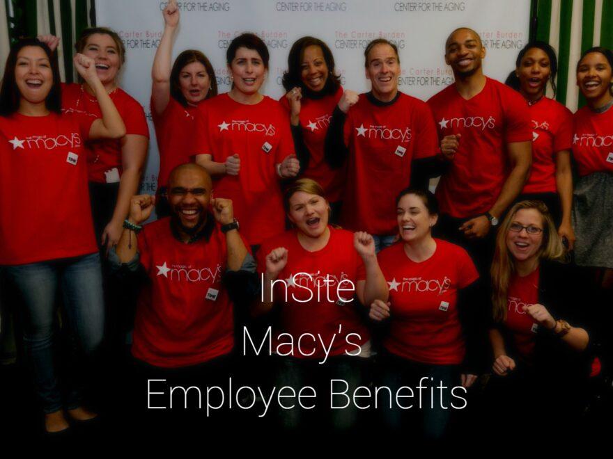 InSite Macys Employee Benefits Login