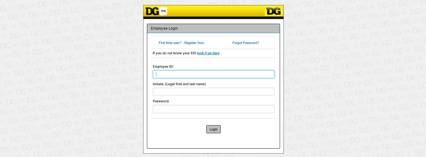 DG ME Employee Benefits Login