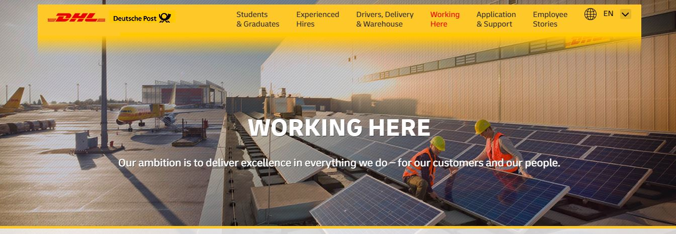 DHL Advantage Employee Benefits Login
