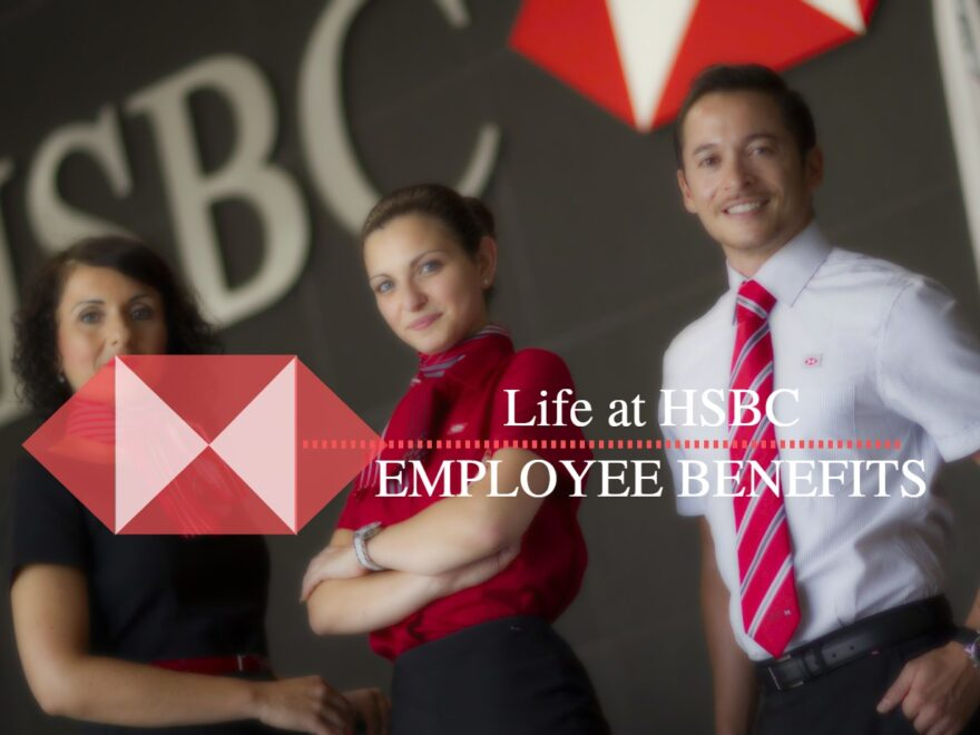 Life at HSBC Employee Benefits