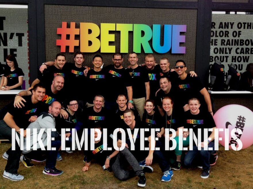 nike employee benefits